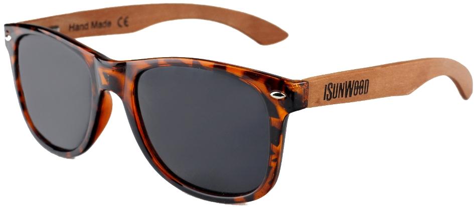 Gafas de sol en madera iSun Tucana