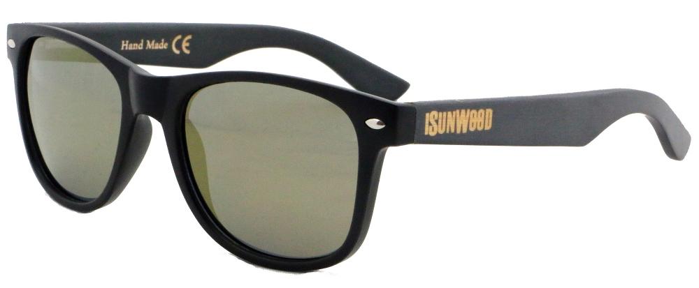 Gafas de sol en madera iSun Wood modelo Tau