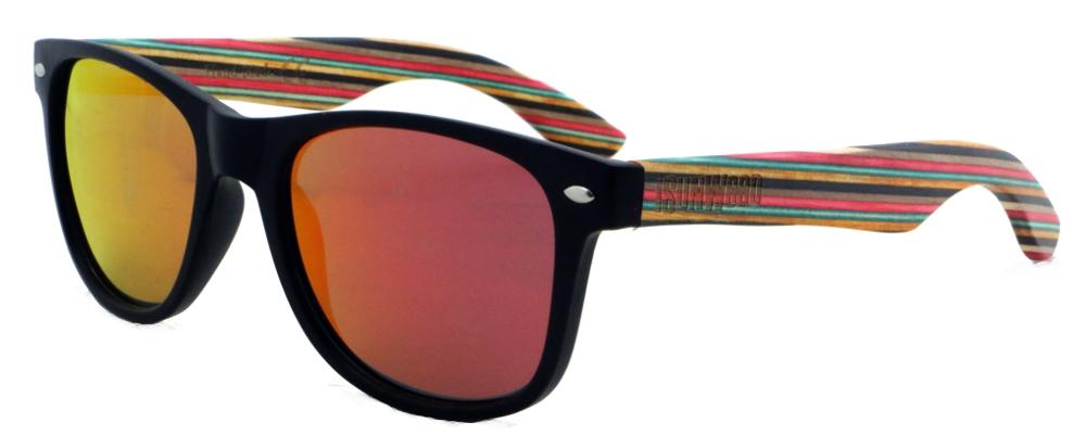 Gafas de sol iSun Wood modelo Indus